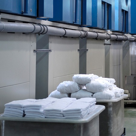 Large, national industrial laundry sees significant gains ...